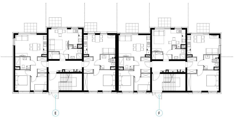 Budynek 3 - piętro 0